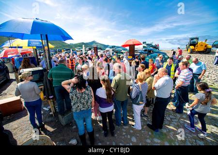 Glenbeigh Races, Co. Kerry, Ireland, 2012 - Stock Photo
