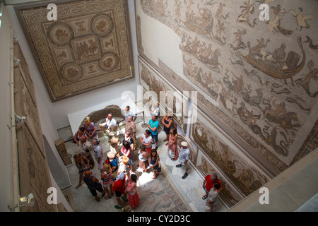 The Bardo Museum in Tunis Tunisia - Stock Photo