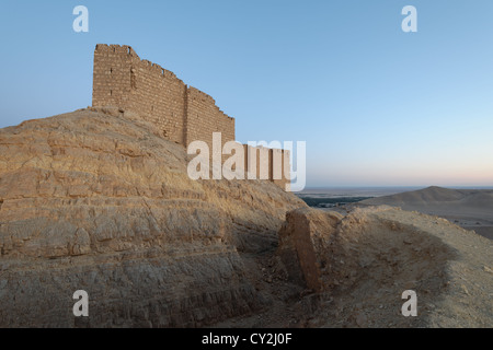 Palmyra Castle Syria - Stock Photo