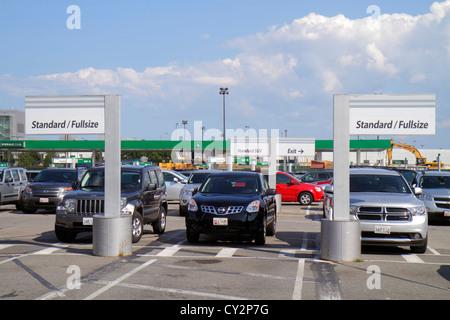 Boston Airport Bos Rental Car