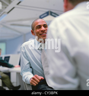 business people License free except ads and outdoor billboards - Stock Photo