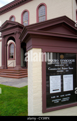 Rhode Island Synagogue Oldest