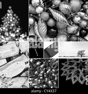 christmas collection - Stock Photo