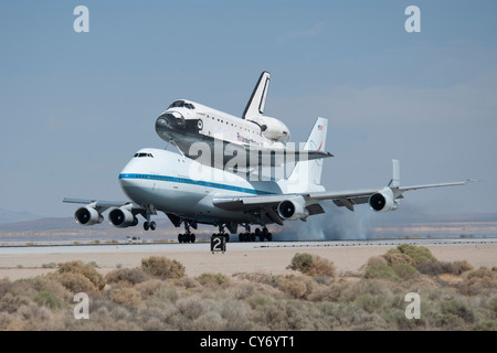 kelly afb space shuttle carrier aircraft - photo #47