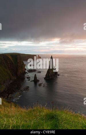 Caithness, Duncansby Head - Stock Photo