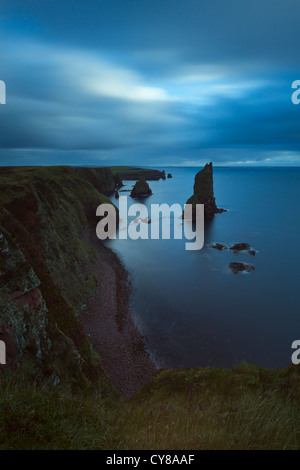 Caithness, Duncansby Head - Stock Photo