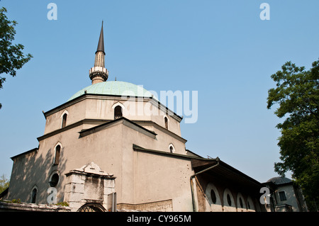 Emperor's Mosque, Sarajevo, Bosnia and Herzegovina - Stock Photo