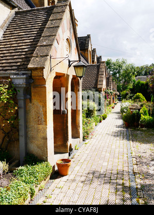 grounds of sudeley castle estate gloucestershire, winchcombe, england uk - Stock Photo