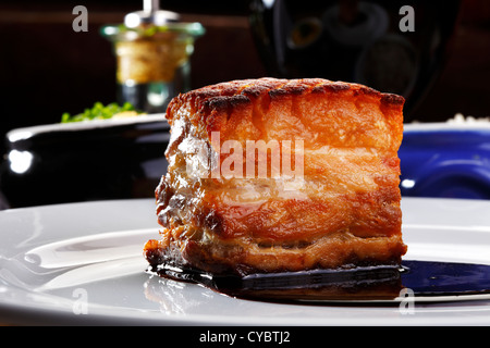 Beef and BBQ - Stock Photo