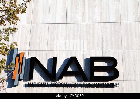 National association of broadcasters, Washington, USA - Stock Photo