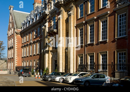 The Grand Hotel and Spa York North Yorkshire England UK United Kingdom GB Great Britain - Stock Photo