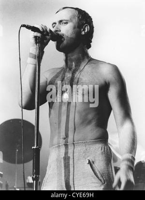 PHIL COLLINS  UK rock musician about 1994. Photo Laurens van Houten - Stock Photo