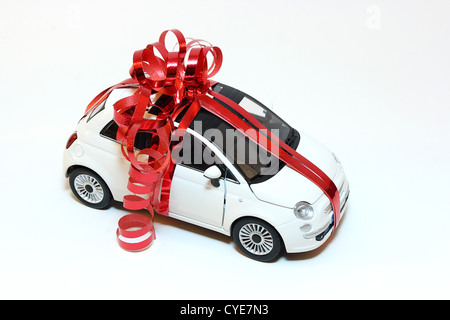 Fiat 500 - Stock Photo