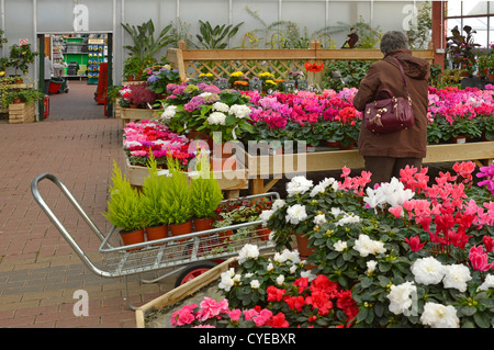 Marvellous A General View Of A Uk Garden Centre Selling Plants And Gardening  With Fetching Woman Shopping For Plants At Garden Center  Stock Photo With Comely Gardens Centre Shops Also Garden Boots For Kids In Addition Garden Tool Caddy And Garden Lyrics As Well As Rota Garden For Sale Additionally Picture Of A Garden Hoe From Alamycom With   Fetching A General View Of A Uk Garden Centre Selling Plants And Gardening  With Comely Woman Shopping For Plants At Garden Center  Stock Photo And Marvellous Gardens Centre Shops Also Garden Boots For Kids In Addition Garden Tool Caddy From Alamycom