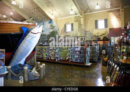 world wide sportsman bass pro shop fishing store islamorada florida keys usa - Stock Photo