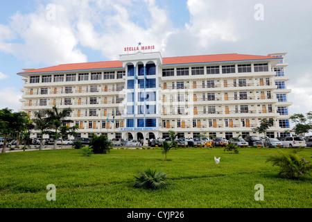 Stella Maris Hostel in Bagamoyo, Tanzania - Stock Photo