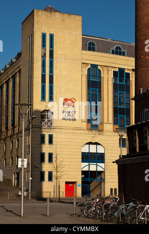 Direct line house, direct line head office building in Bristol city center, England UK. - Stock Photo