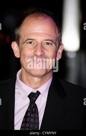 Director Michael Hoffman attends World Premiere of Gambit on 07/11/2012 at The Empire, Leicester Square, London. - Stock Photo