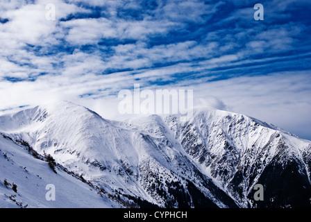 Fagaras mountain - Stock Photo