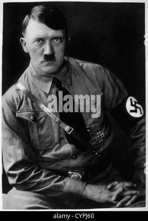 Adolf Hitler, Portrait, 1933 - Stock Photo