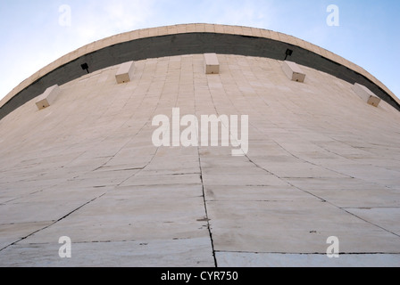 Russia. The Volgograd. A memorial complex - ' the Museum - a panorama' Stalingrad battle'. A kind on the main case. - Stock Photo