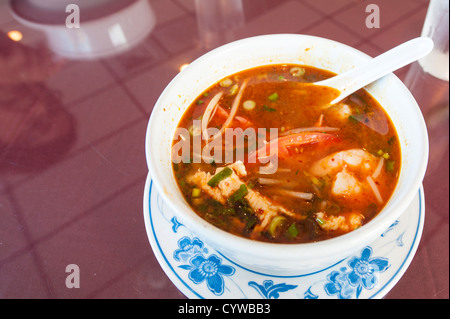USA, Florida. Food at the Pho 88 Vietnamese Restaurant, Orlando, Florida. - Stock Photo