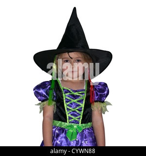 Halloween background with little kids wearing Halloween costume ...