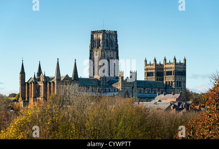 Durham Cathedral - Stock Photo