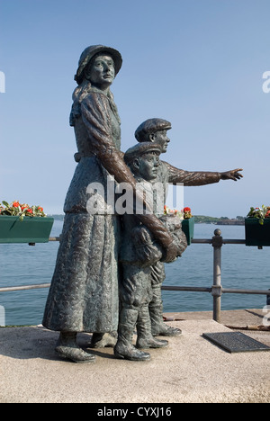 Annie Moore was the first immigrant to the USA to pass through the Ellis Island facility.   European