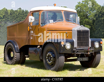 Scammell Highwayman Mk 3 - Stock Photo