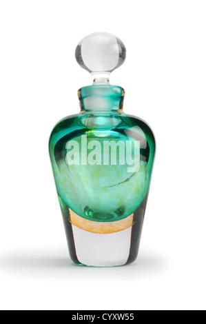Perfume Bottle - John Gollop - Stock Photo