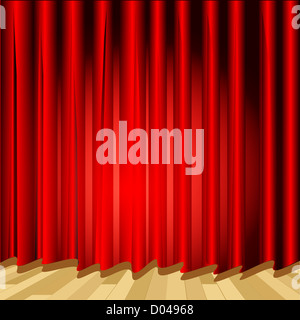 illustration of theatre - Stock Photo