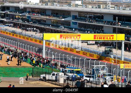 Circuit of the Americas, Austin, Texas, Formula 1 - Stock Photo