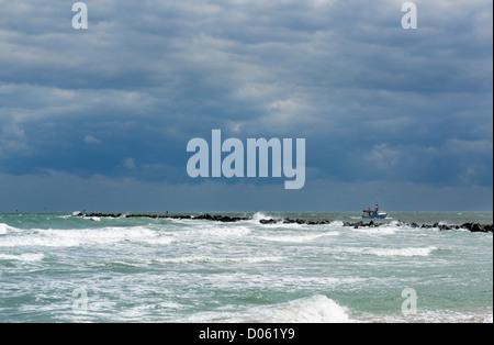 Saint Lucie Inlet Playa nudista