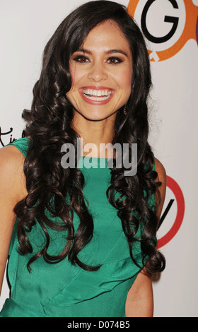 US film actress in November 2012. Photo Jeffrey Mayer - Stock Photo