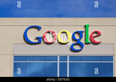 google orange county offices. The Google Offices In Irvine, Orange County, California - Stock Photo County G