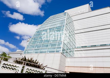 Adrienne Arsht Center for the Performing Arts,Miami,Florida,USA - Stock Photo