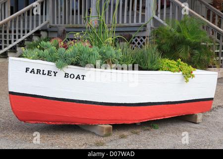 Farley Boat,Port Aransas,Gulf of Mexico,Corpus Christi,Texas,USA - Stock Photo