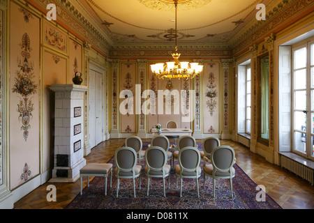 Trauzimmer im Rathaus von Krefeld-Uerdingen, Niederrhein, Nordrhein-Westfalen - Stock Photo