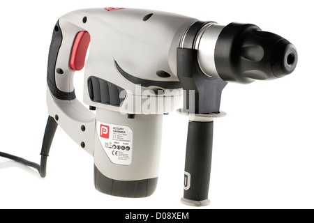 SDS 850 watt Rotary Hammer and chiseling drill from Performance - Stock Photo