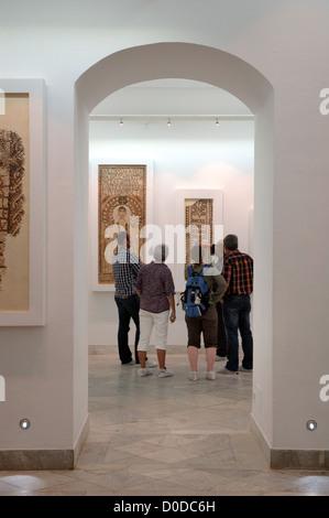 The Bardo Museum, Tunis, Tunisia - Stock Photo