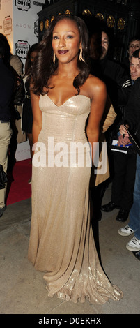 Alexandra Burke Cosmopolitan Ultimate Women Of The Year Awards at the Banqueting HouseDepartures London England - Stock Photo