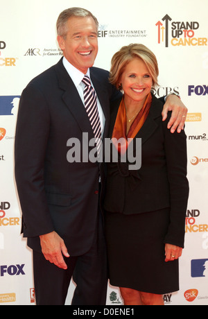 Katie Couric at Stand Up To Cancer 2018 held at The Barker