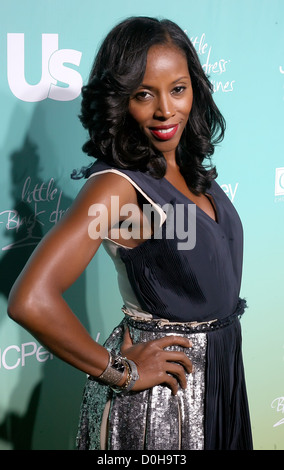 June Ambrose Us Weekly names the 25 most stylish New Yorkers of 2010 al Lavo - Arrivals New York City, USA - 15.09.10 - Stock Photo