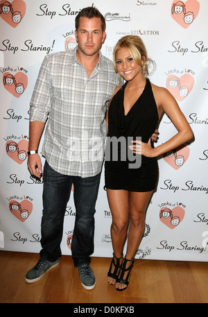 doug reinhardt and cassie scerbo charitable event to