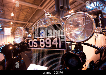 Ford Model A car NEC Classic Motor Show Birmingham UK - Stock Photo