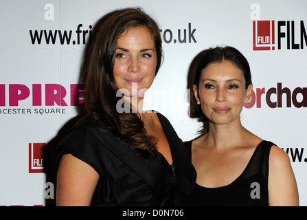 Lisa McCallister & Jane March The World Premiere of 'Dead Cert' as part of Frightfest  held at the Empire Leicester - Stock Photo