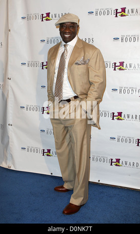michael clarke duncan ford presents the th annual hoodie awards at