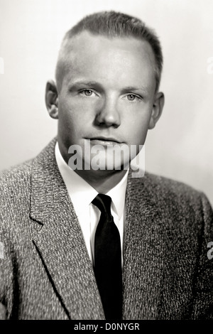 Neil Armstrong - Stock Photo