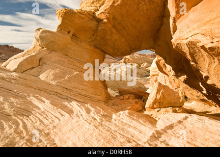 Sandstone Scuplture - Stock Photo